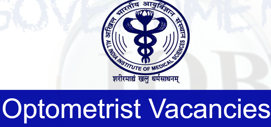 AAIMS Optometrist Vacancy
