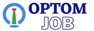 Optom job logo