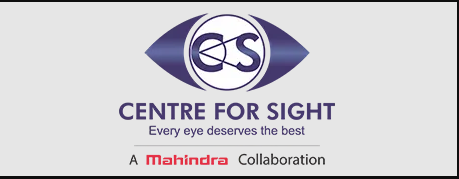 central for sight logo